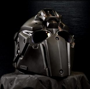 El casco antibalas Ronin