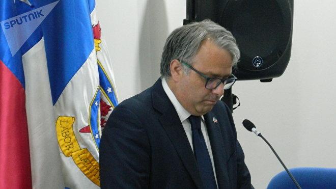Rodrigo Quevedo, presidente de la Asociación Chilena de Robótica