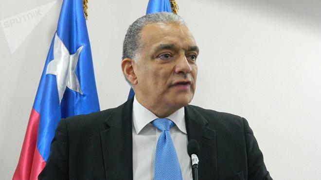 Carlos Chanduvi, responsable de la ONUDI de América Latina y el Caribe