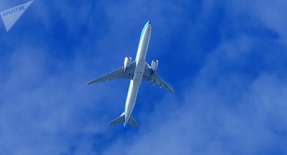 Boeing 777 (imagen referencial)
