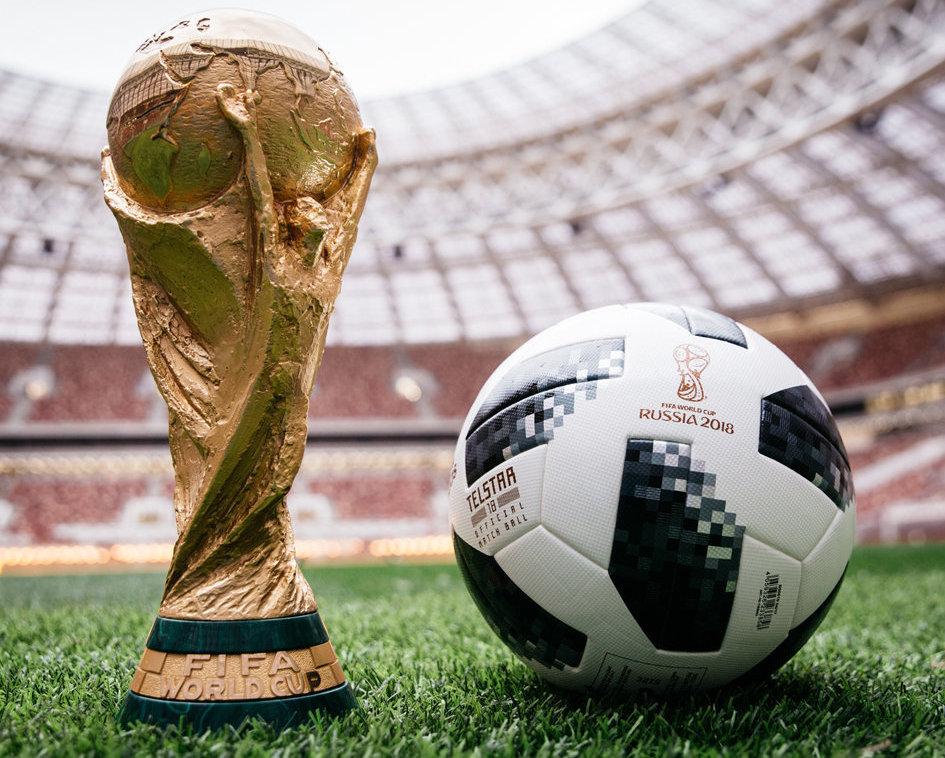 4e48925542985 Así es el balón oficial de la Copa Mundial de Fútbol de Rusia 2018 ...