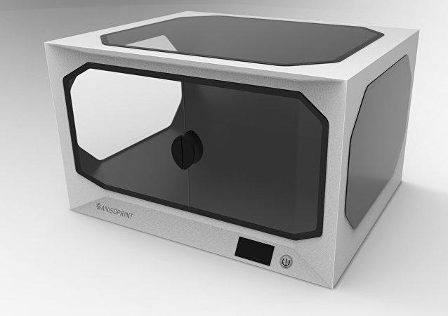 La impresora 3D rusa Anisoprint Composer