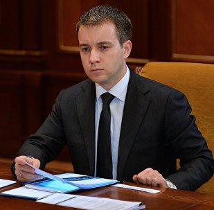 Nikolái Nikíforov, ministro de Comunicaciones de Rusia