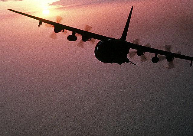Un C-130H Hercules