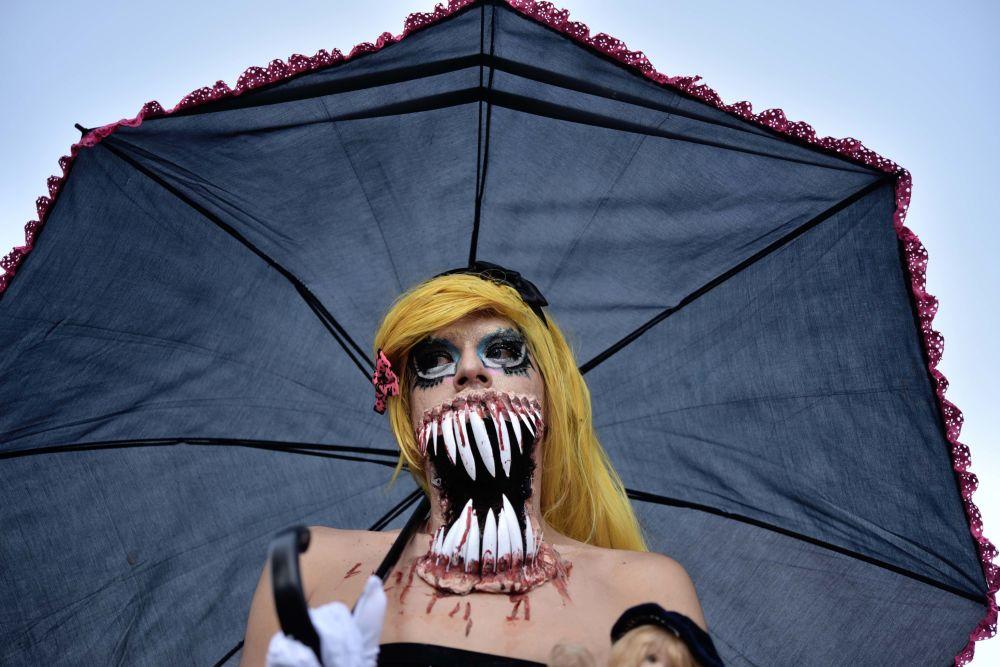 Miss BumBum, zombies y Melania Trump: las imágenes que nos deja la semana