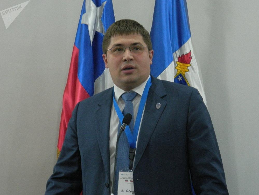Oleg Shmakov, director del Departamento de investigación y diseño de RTC