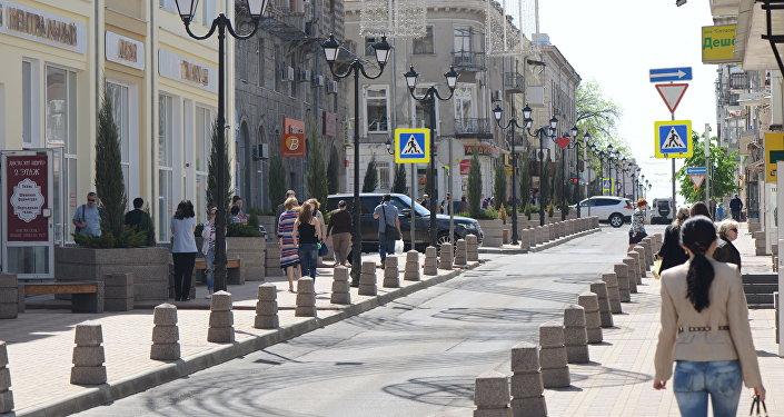 La ciudad de Rostov del Don fue fundada a mediados del siglo XVIII y su casco histórico está dominado por edificios de estilo neoclásico y neobizantino.