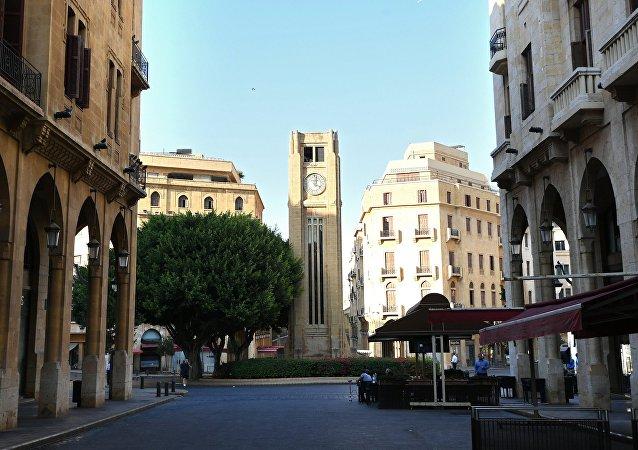 Beirut, la capital de Líbano