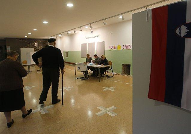 Elecciones en Eslovenia