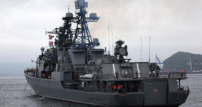 Buque Almirante Panteléev