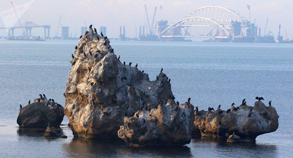 La puente de Crimea