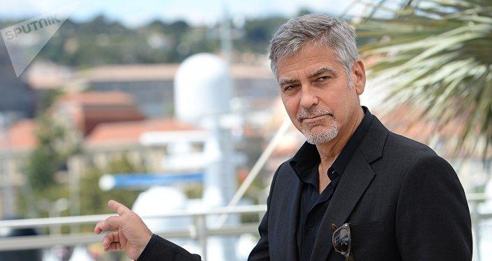 George Clooney, actor estadounidense