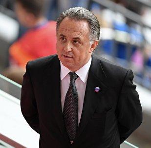 Vitali Mutkó, exministro de Deportes de Rusia