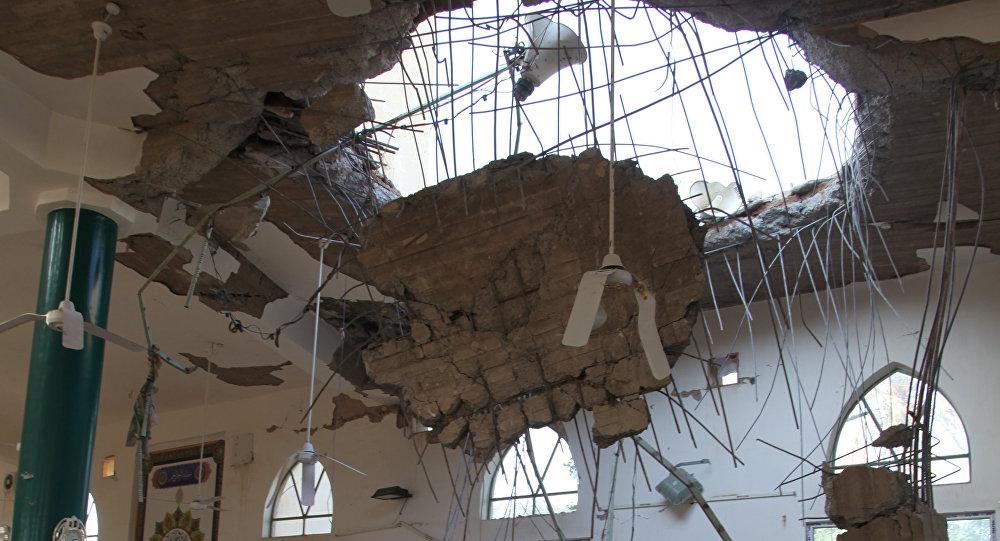 Las consecuencias del terremoto en Irak