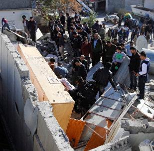 Terremoto en Irán e Irak