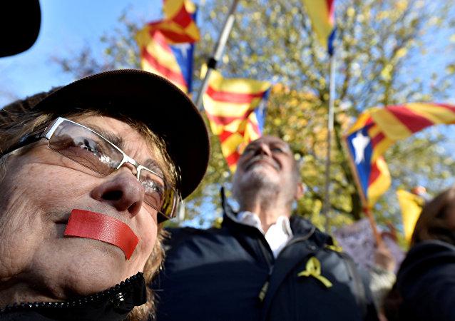 Situación en Cataluña (archivo)