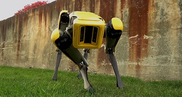 SpotMini, el robot de la empresa Boston Dynamics
