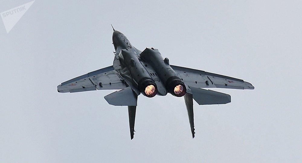 El caza ruso MiG-35