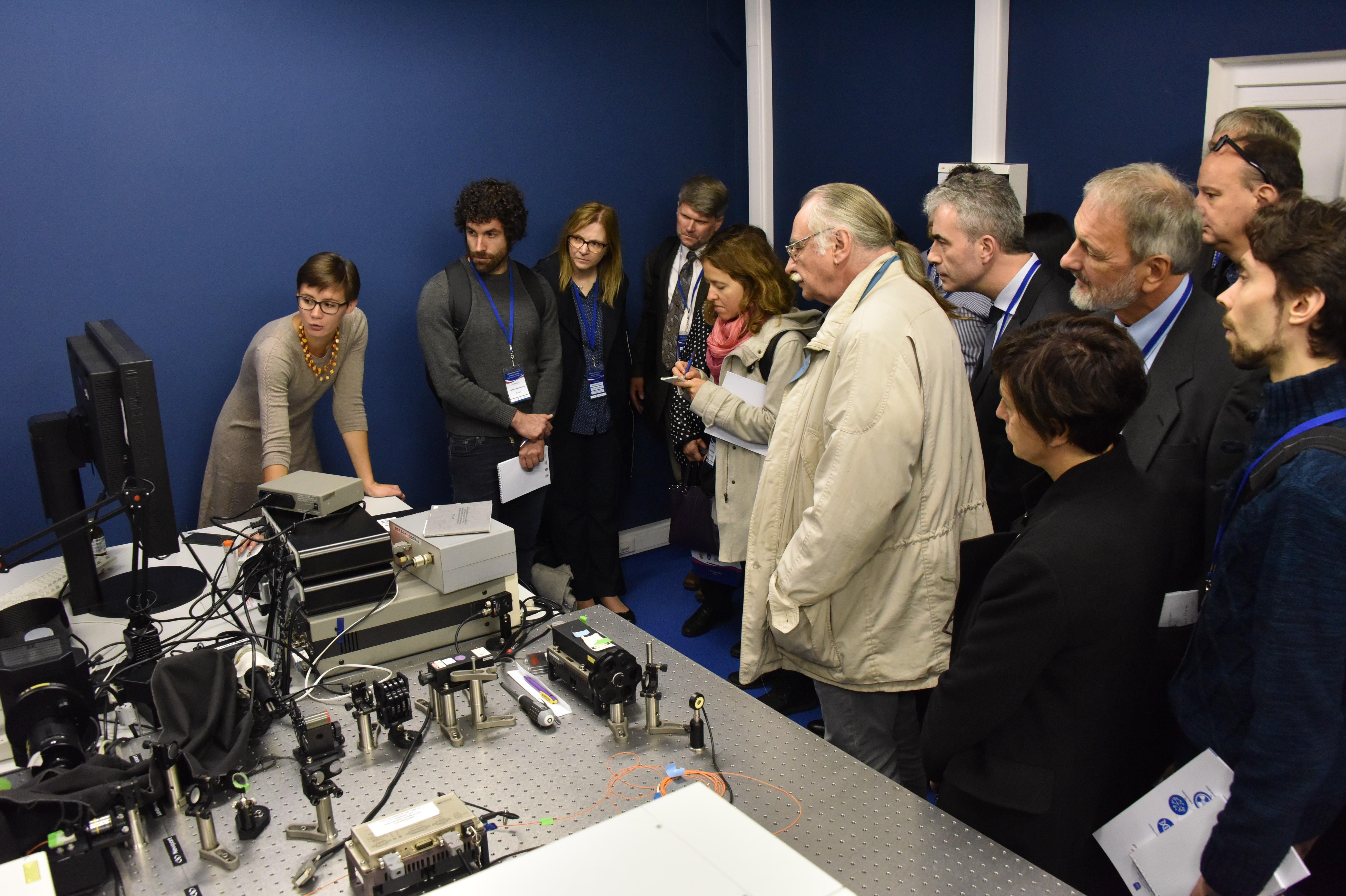 CREMLIN muestra a la prensa visitante las bondades del proyecto