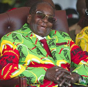 Robert Mugabe (archivo)