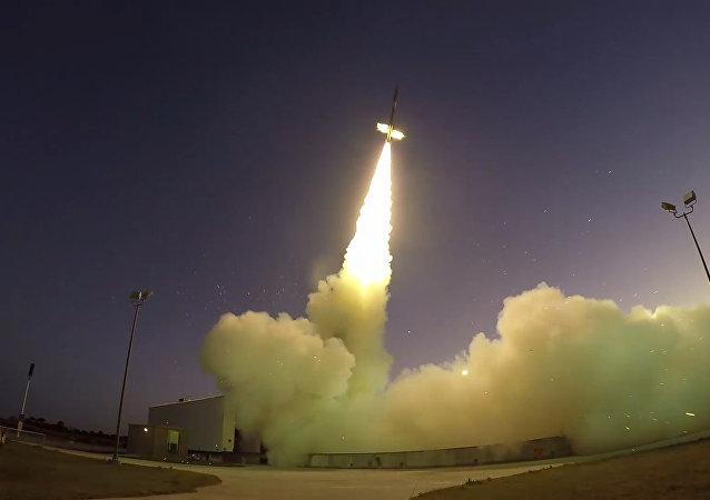 El lanzamiento de la NASA para probar su paracaídas supersónico