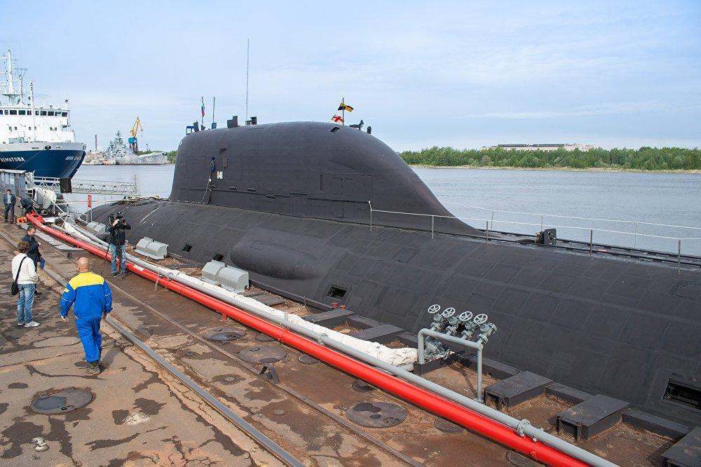 Los más temidos submarinos rusos