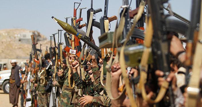 Guerra civil en Yemen