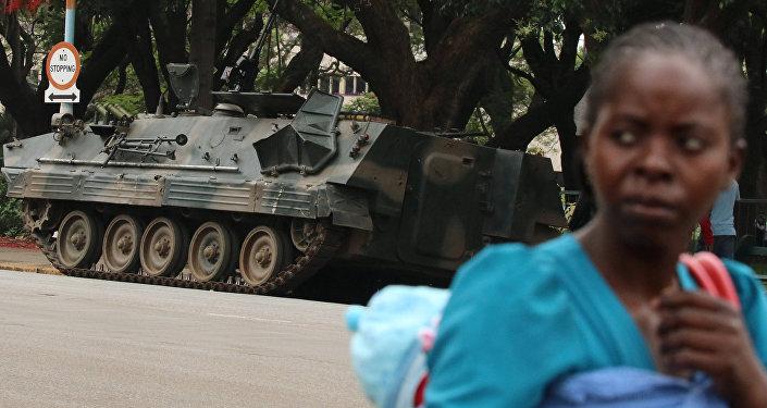 Estados Unidos dice que renuncia de Mugabe es