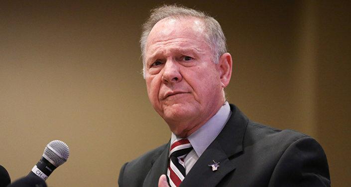 Roy Moore, juez
