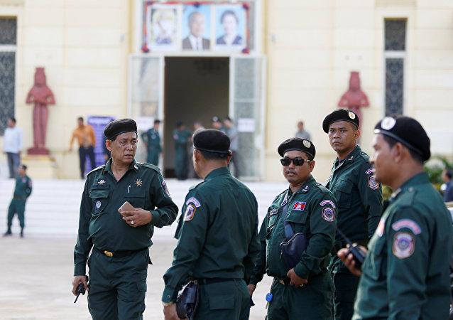 Situación en Camboya