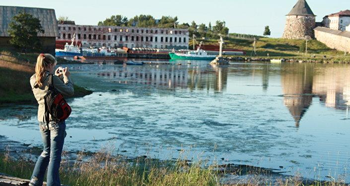 El archipiélago Solovki