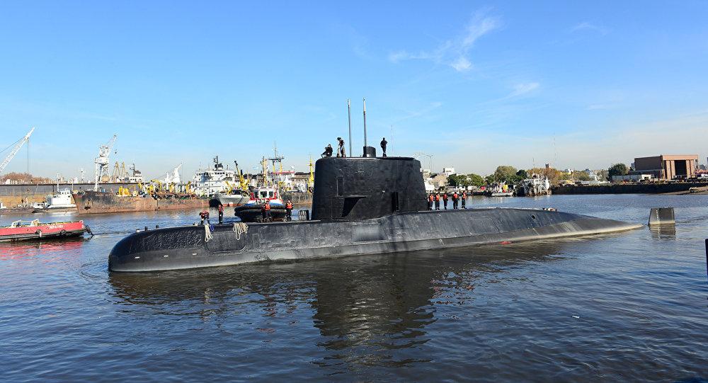 Ara San Juan, el ahora olvidado submarino Argentino desaparecido con 44 tripulantes a bordo 1074065331