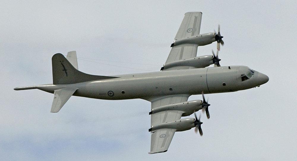 Avión Lockheed P-3 Orion (archivo)