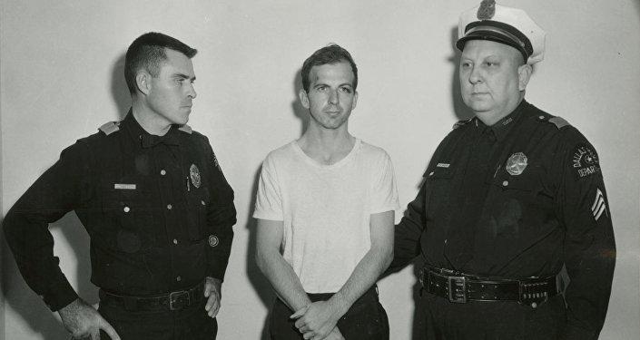 Lee Harvey Oswald, el supuesto asesino de Kennedy