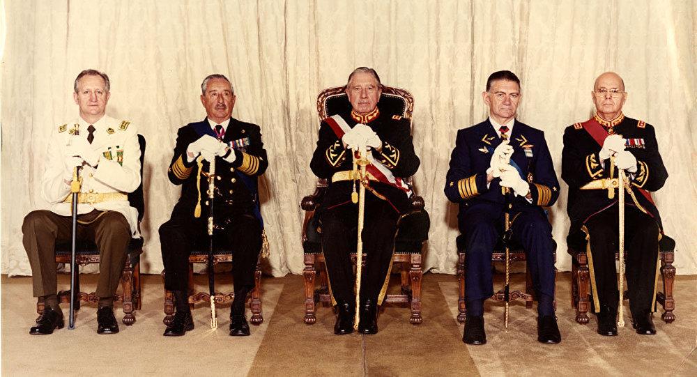 Muere general (r) Fernando Matthei