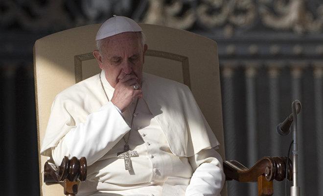 Con toma de posición, el papa Francisco creó una comisión especial para que le informe sobre las actividades reales del controvertido Instituto para las Obras de Religión (IOR).