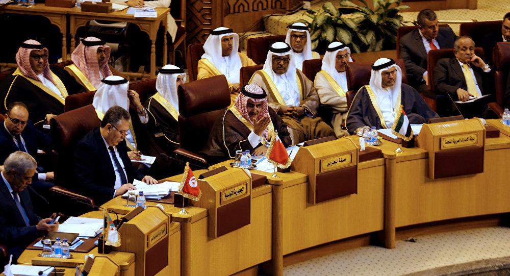 La reunión de la Liga Árabe