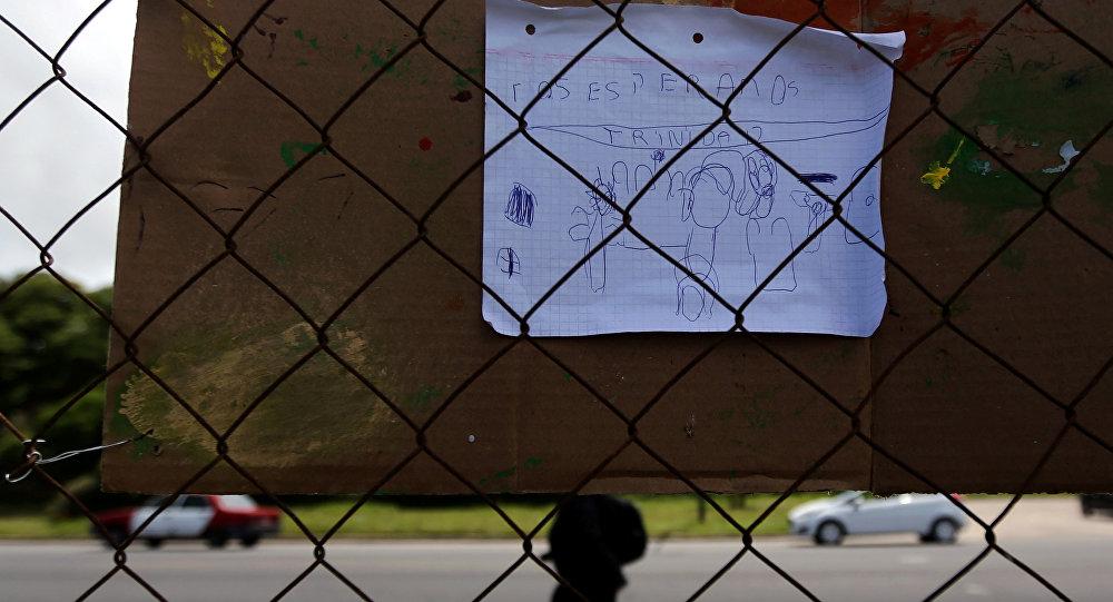 La base naval argentina de dónde salió el submarino desaparecido ARA San Juan