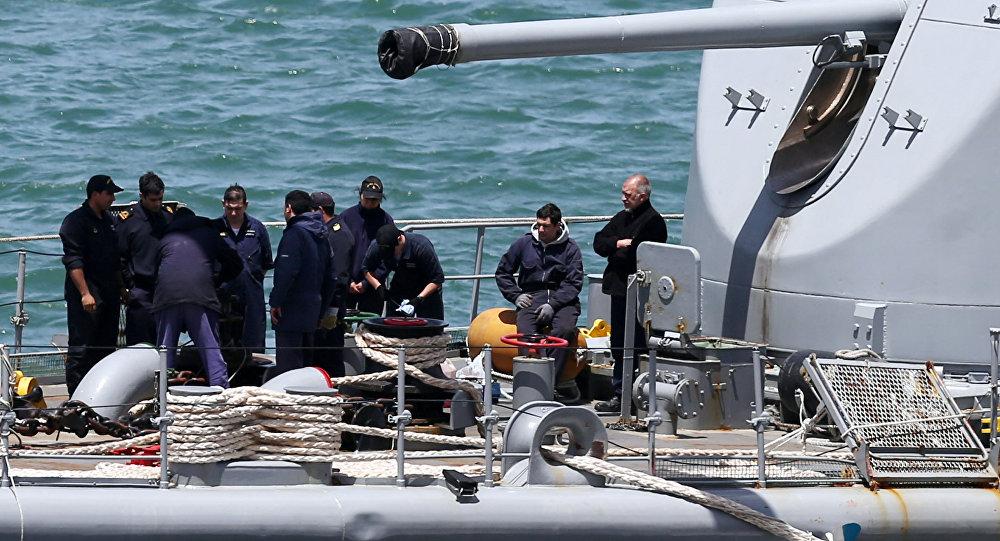 Ara San Juan, el ahora olvidado submarino Argentino desaparecido con 44 tripulantes a bordo - Página 3 1074158227