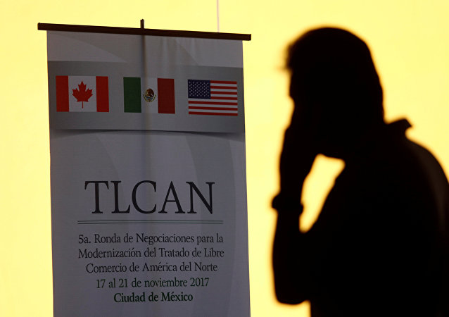 Renegociación del TLCAN