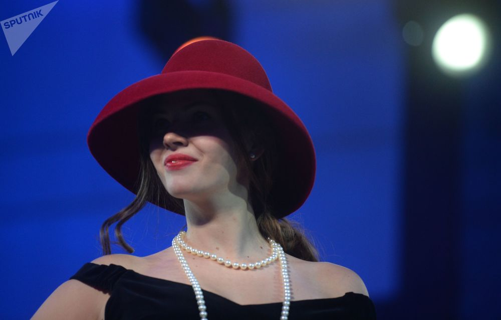 Belleza a raudales: las participantes más lindas del concurso Top Model Rusia 2017