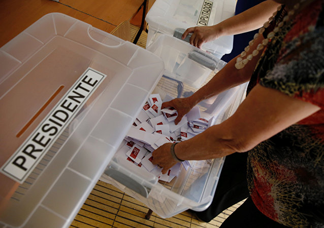 Las elecciones presidenciales en Chile