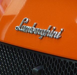 Logo de Lamborghini (imagen referencial)