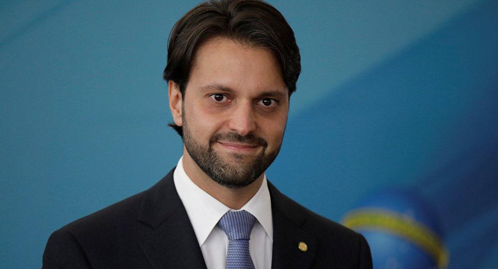 Alexandre Baldy, nuevo ministro de las Ciudades de Brasil
