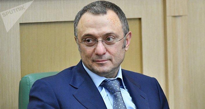 Suleimán Kerímov, el senador del Consejo de la Federación