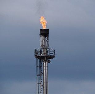Extracción de gas (imagen referencial)