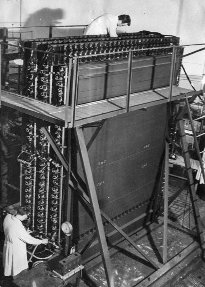 MEPHI: imágenes de archivo desconocidas de la universidad nuclear