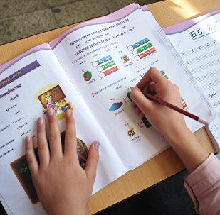 Un libro de ruso (imagen referencial)