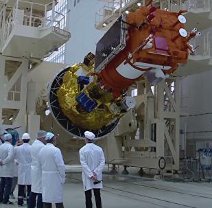 Así se preparan los satélites rusos para surcar el espacio
