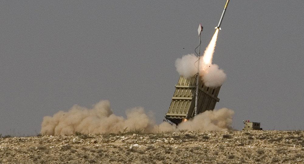 Israel prueba su 'Cúpula de Hierro' modernizada (vídeo)